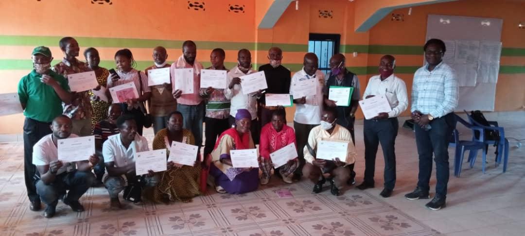 Atelier de formation des comités d'alertes et suivis écologique des Hippopotames à Uvira